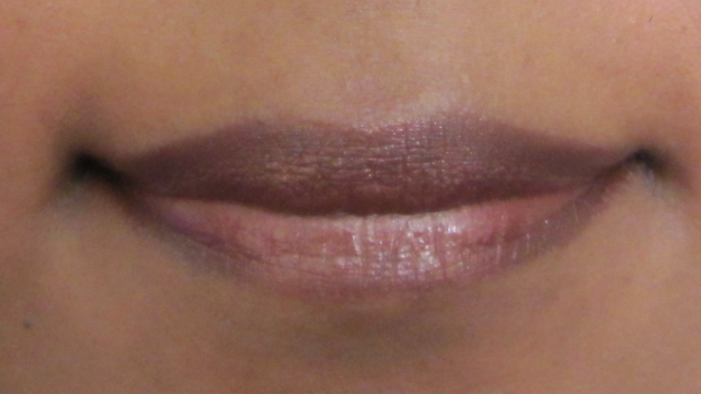 Goth by Accident lips