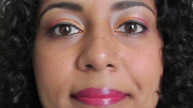 Fruit Salad with top liner full face