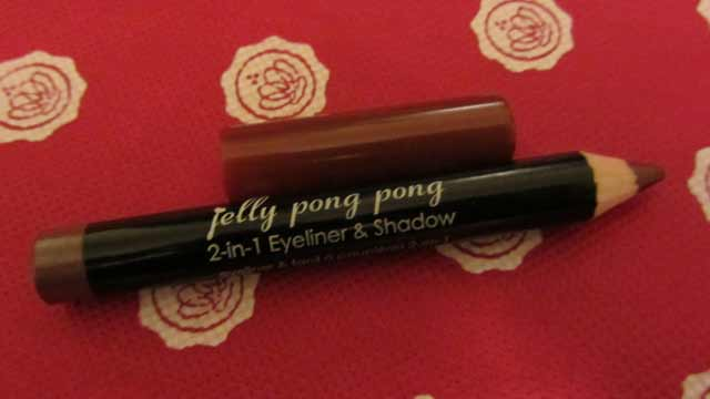 Jelly Pong Pong 2-in-1 Eyeliner & Shadow in Bronze