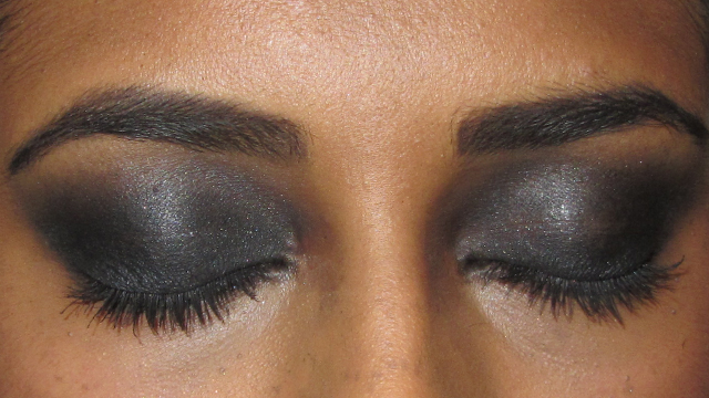 Inspired: Parisian Chic eyes closed