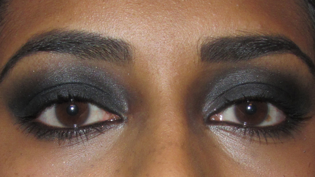 Inspired: Parisian Chic eyes open
