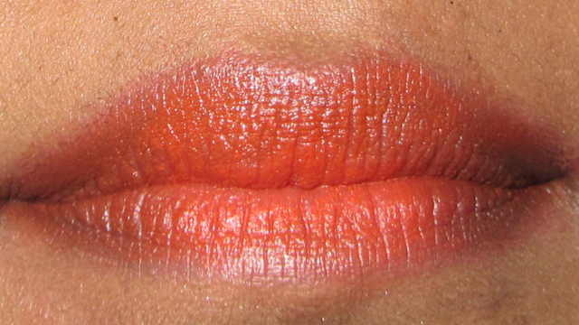 Chocolate Orange Lips