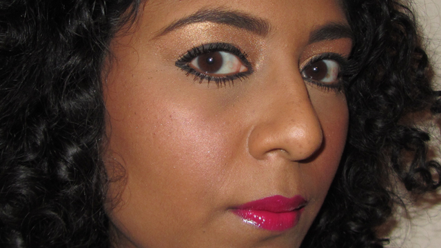 Hot Pink Party Lips face