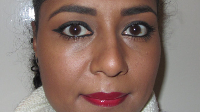 No7 Perfect Lips Pencil in 15 Fire with Bourjois Effet 3D Gloss in 18 Transparent