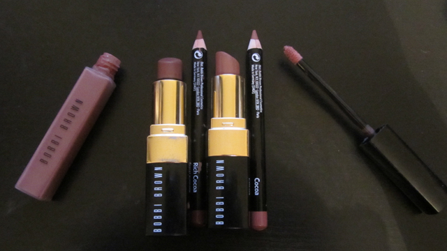 My Bobbi Brown Nudes