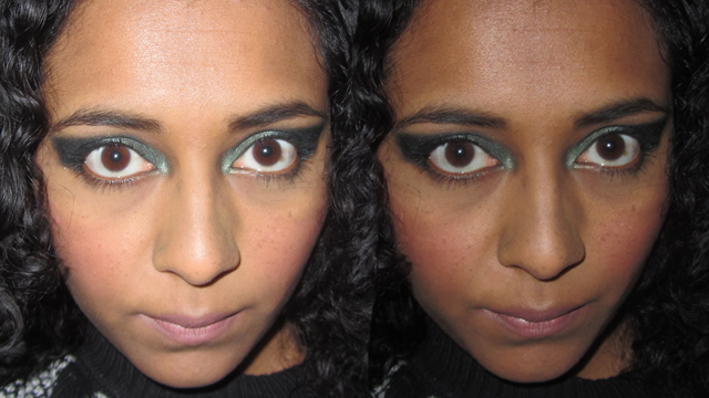 Inspired: Green Goddess Eyes