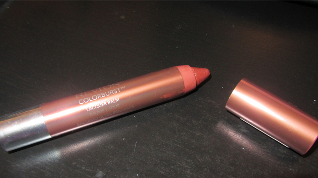 Review: Revlon Colorburst Lacquer Balm in Coy