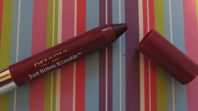 Review: Revlon Just Bitten Kissable Balm Stain in Crush