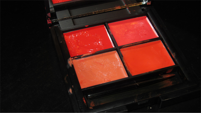 Review: Sleek Lip 4 Lipstick Palette in Siren 859