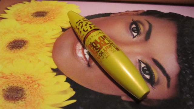 Review: Maybelline the Colossal Volum' Express Cat Eyes Mascara in Wild Black