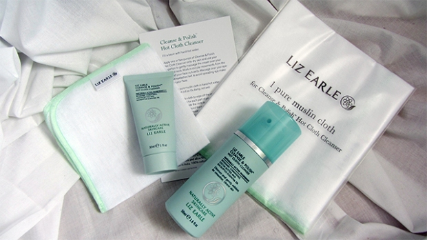 Liz Earle treats