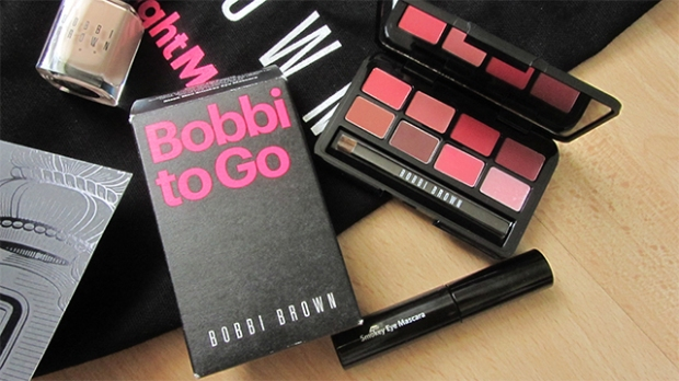 Bobbi Brown make-up and nail polish