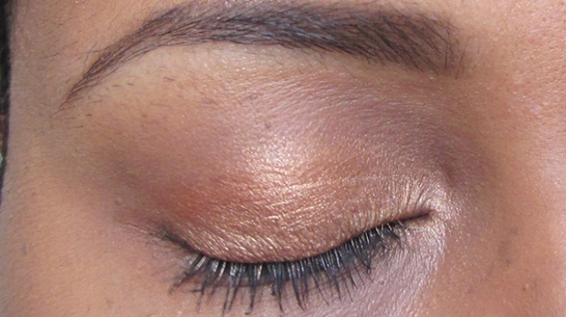 Clinique High Impact Mascara in Black with Anita Grant Mineral Eyeshadow in Turkish Coffee