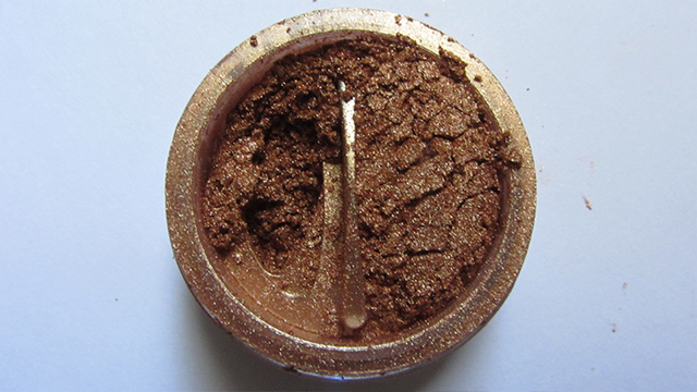 Anita Grant Mineral Eyeshadow in Turkish Coffee