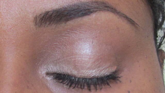 Bourjois Volume 1 Seconde Mascara with Anita Grant Mineral Eyeshadow in Ginger Snap