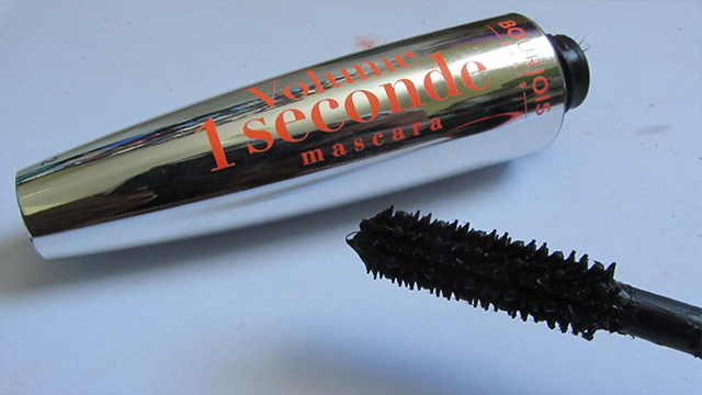 Bourjois Volume 1 Seconde Mascara