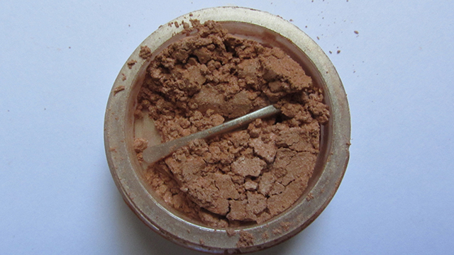 Anita Grant Mineral Eyeshadow in Ginger Snap