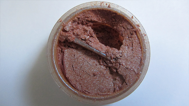 Anita Grant Mineral Eyeshadow in Raspberry Coulis