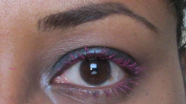 Ciaté Lash Lights in Famous with Anita Grant Mineral Eyesahdow in Blackcurrant Liquorice
