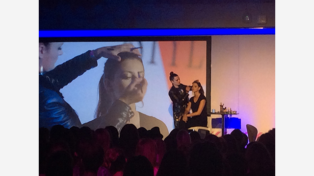 Stylist Live: Pixiwoo live smokey eye tutorial with Sam Chapman
