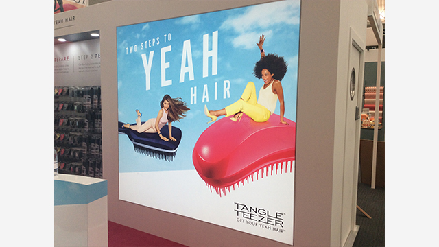 Stylist Live: Tangle Teezer