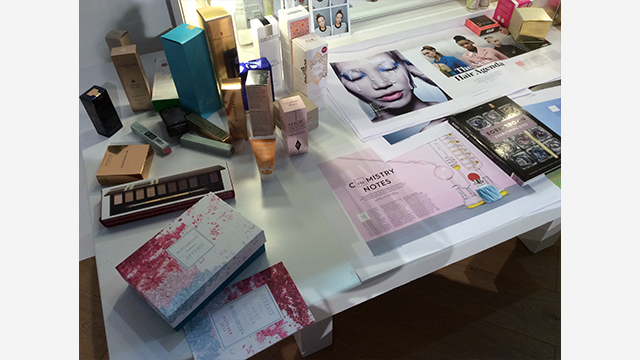 Stylist Live: Beauty desk