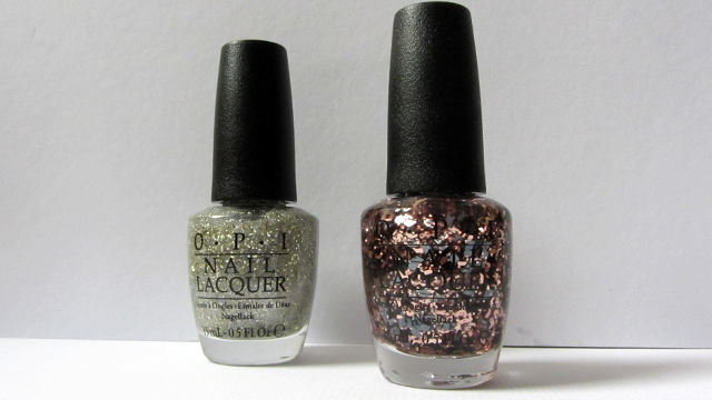 OPI Starlight Collection: Super Star Status and Two Wrongs Don't Make a Meteorite