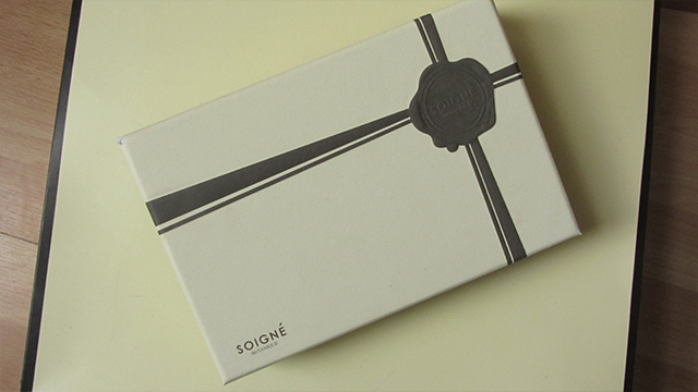 The build-your-own collection gift box from Soigne