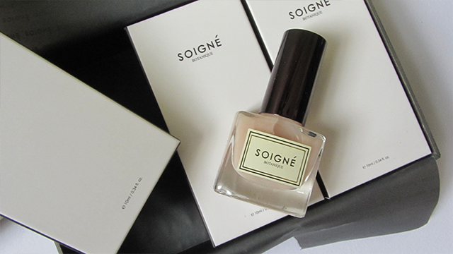 The Soigne bottle