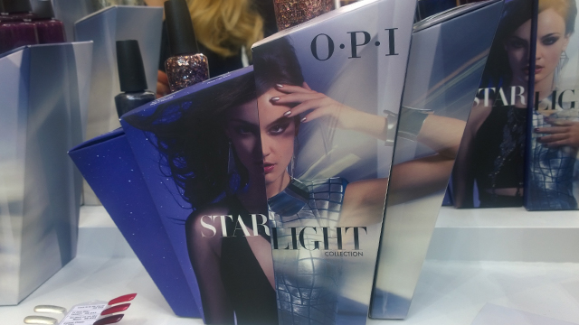 Olympia Beauty 2015: OPI Starlight Collection and OPI Venice Collection