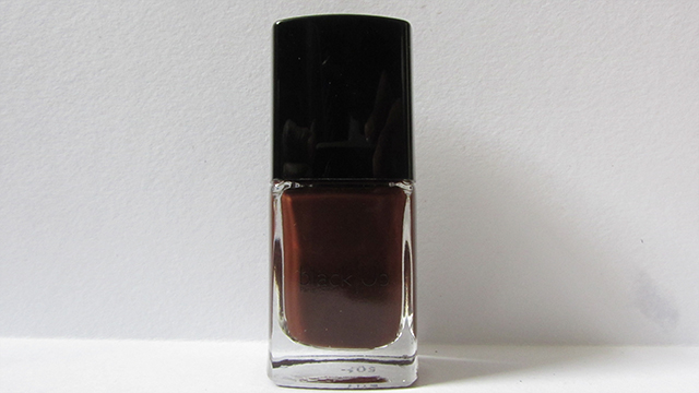 Black|Up Nail Lacquer in 07