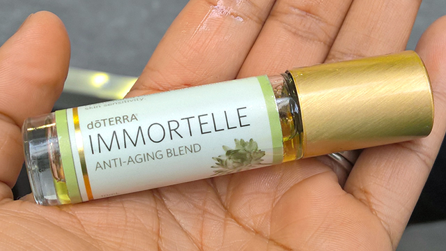 bel age anti ageing show doterra immortelle blend essential oil