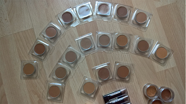 Iman foundation samples