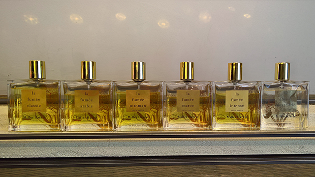 The La Fumée collection