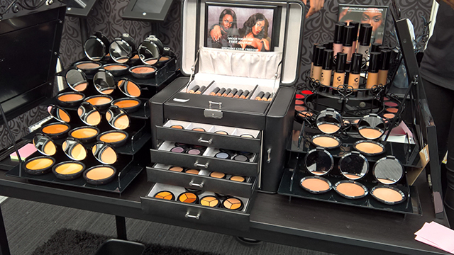 Cache Cosmetics Afro Hair and Beauty Live 2016 Show