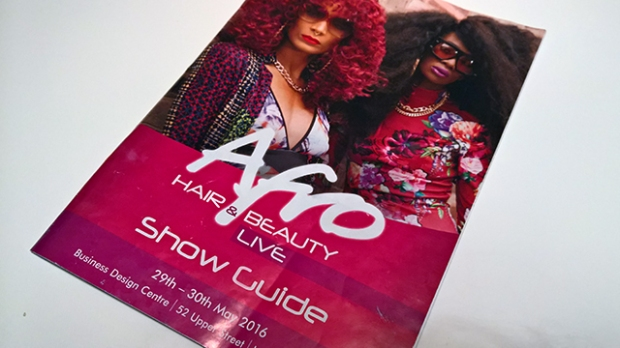 The Afro Hair and Beauty Live 2016 Show