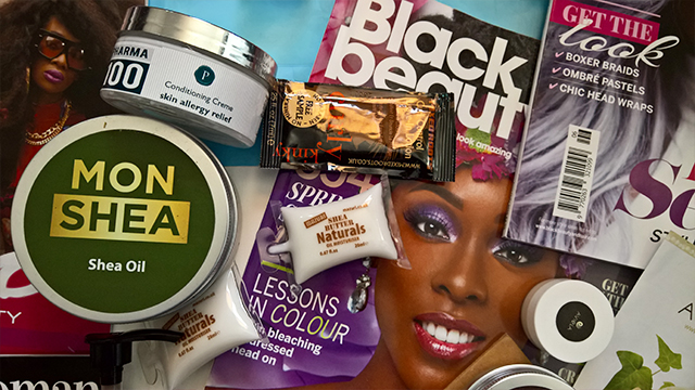 Afro Hair & Beauty Live 201Black Beauty Magazine, Mon Shea, Mazuri Shea Butter Naturals, Premae Skincare & Mixed Roots shea oil Haul