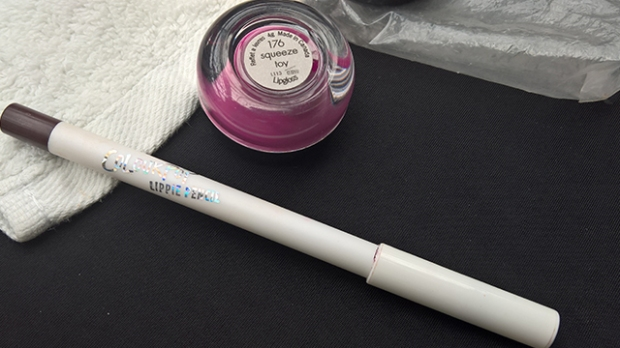 Afro Hair and Beauty Live  show Total Pro gloss Squeeze Toy 176 Colour Pop lip pencil liner pauline briscoe