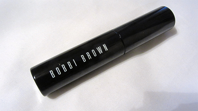 Bobbi Brown smokey eye smoky eyes mascara swatch swatches