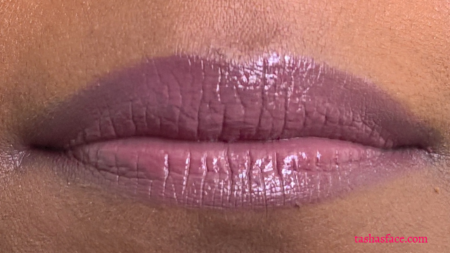 Bobbi Brown Lip gloss lipstick LilacEnglish Rose Bridal/Wedding Makeup Tutorial for darker/black/brown skin: cheeks and lips video you tube