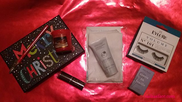 Tashas Face Christmas Beauty Giveaway