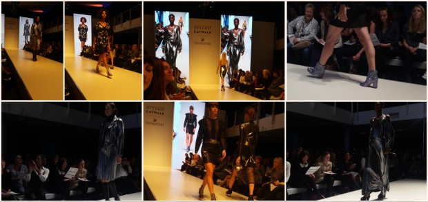 metal tashas face stylist live fashion show