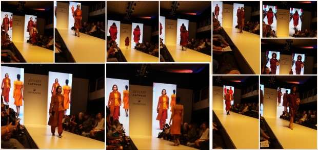 spice tashas face stylist live fashion show