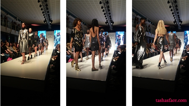 tashas face stylist live fashion show catwalk finale