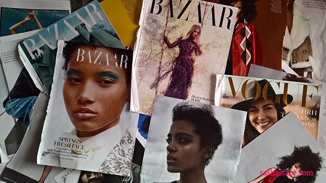 #TBT Black & South-Asian model spotting in magazine features in 2016 Part 2